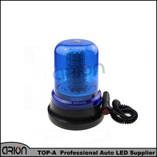 Car 120 LED 12V Blue Strobe Warning light 60W Car Truck Light Flashing Firemen Lights Ambulance Police Lamp