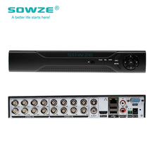 HDMI VGA 16CH CCTV DVR Recorder With P2P Cloud Easy Remote Access 16 Channel Real Time Standalone 1080P HDMI OUTPUT