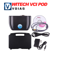 Hot selling Professional WITECH VCI POD Diagnostic Scanner For Chrysler Multi-language WITECH VCI POD Free Shipping(China)