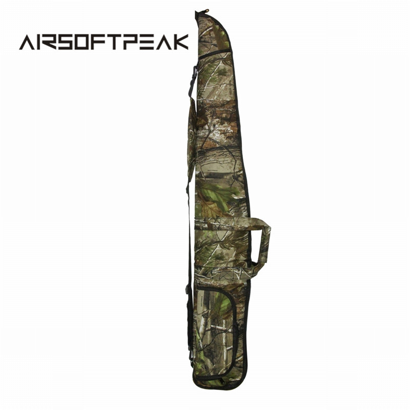 Tactical Bionic Camo Gun Case Outdoor Airsoft Hunting Bags Padded Shoulder Gun Storage Bag Military Portable Rifle Gun Backpack<br><br>Aliexpress