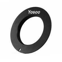 For Canon EOS EF Mount Adapter Ring Black For 5D II III 6D 7D 70D 650D 700D M42 Mount Lens for Canon EOS DSLR and Film SLR