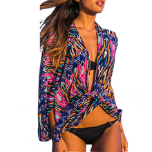 Bikini Cover up Beach Cover Up Women Swimsuit Cover Up Beachwear 2017 Swimwear Chiffon Bathing Suit Cover Ups Sarongs(China)