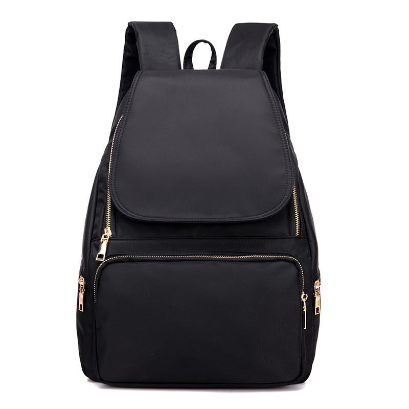 Fashion Women Waterproof Oxford Backpack Bolsa Mochila For Laptop Travel Bags Student School Backpacks Grils Satchels<br><br>Aliexpress