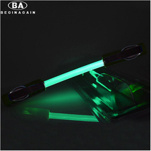 BEGINAGAIN Bicycle Frame Lights Bike Fork Tube Reflective Light Warning Lamp Nocturnal Cycling Outdoor activities 3 Colors