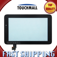For New Touch Screen Digitizer Glass Black Replacement Lenovo IdeaTab A2107 A2207 7-inch Free Shipping