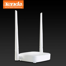 English or Russian Version Tenda Router Wireless N301 Wi-fi Router 300Mbps 802.11 b/g/n/3/3u Signal Booster 4 Ports Router