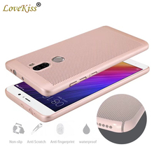 Cellular Phone Cases For Xiaomi Redmi Note 4X 4 Prime Pro 4A 3S 3X 3 Mi 5C 5S 6 Plus 6Plus Case Cover Back Shell Full Protector