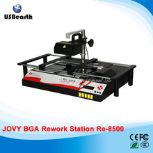 JOVY system RE8500 high performance infrared BGA welding machine+Cobra CCD camera with 8'' monitor ship to EU no tax
