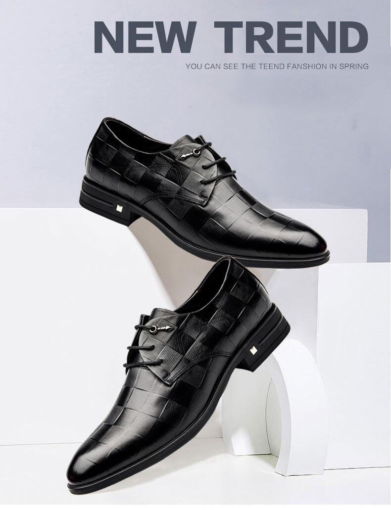 oxford shoes vintage Genuine 2