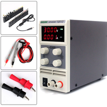 New Wanptek 30V 3A 110V-220V High-precision for laboratory equipment maintenance adjustable DC power supply(China)