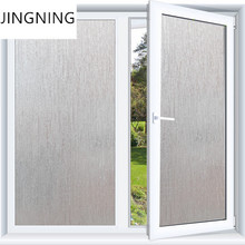 Electrostatic Stereo Texture Smelting Glass Foil Window Glazed Paper Office Window Sticker Sliding Door Transparent Decorative