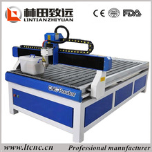 LT1224 cnc router machine Aluminum T-solt table with PVC hot sale price(China)