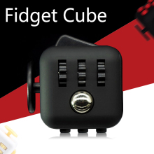 Fidget Cube Squeeze Fun Stress Reliever Gifts Relieves Anxiety and Stress Juguet For Adults Children Fidget cube Desk Spin Toys