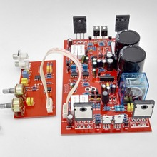 A1943 C5200 High Power Subwoofer Amplifier Board 275W 330W w/ Speaker Protection