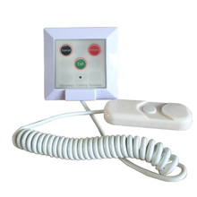 433.92mhz Patient nurse panic call button system with 4-key(call;emergency;cancel;call button from cord) for clinic hospital(China)