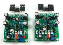 Class AB MOSFET L7 Audio Power Amplifier DUAL-CHANNEL 300-350WX2 Amplifier Board by LJM