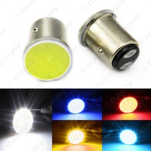 1pc Super Bright! S25 COB 12 SMD 12 Led 1157 BAY15D P21/5W Auto Car Signal Brake Lights Back Up Lights Car Styling #CA5362