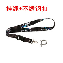 Gopro camera Adjustable Nylon Shoulder Strap Wrist Strip for Gopro HD Hero 3/2/1/3+ SJ4000 SJ6000 for Nikon for  Sony SLR Camera
