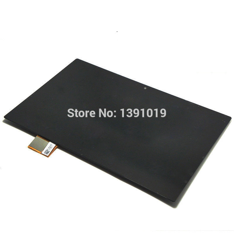 Original New For Sony Tablet Z1 SGP 311 312 LCD With Digitizer Assembly<br><br>Aliexpress