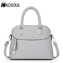 Ladsoul Women Leather Handbags Shell Women Bags Good Quality Women Shoulder Bags Fashion Ladies' Bolsas Bags Hot Sale HL8469/h