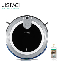 JISIWEI I3 Best Robot Vacuum Cleaner For Home APP Control Wireless Cleaning Floor Machine Wifi Intelligent Clean Floor Robot