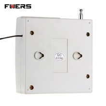 Buy Fuers TD Wireless Repeater Transmitter Enhance Sensros 433MHz Extender PSTN gsm Home Security Burglar Alarm System for $16.71 in AliExpress store