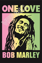 Bob Marley One Love Flag Jamaica Rasta Flag 3ft x 5ft Polyester Banner Flying 150* 90cm Custom outdoor AF55(China)