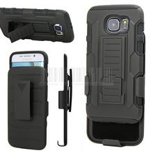 For Samsung Galaxy S3/S4/S5 Min/S6/S7 Edge Plus/S8 Active/Xcover 4/A9 Pro/Note 2 3 4 5 7 8 Rugged Holster Belt Clip Case Cover(China)