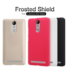 Buy Nillkin Lenovo K5 Note Case Frosted Shield 5.5 inch Hard Plastic Back Cover Case K5 Note K52t38 Screen Protector for $7.19 in AliExpress store