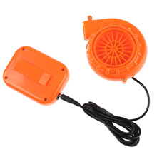 Hot sale Mini Fan Blower for Mascot Head Inflatable Costume 6V Powered by Dry Battery(China)
