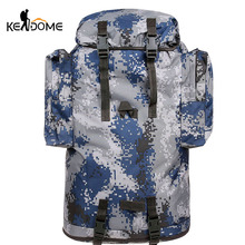 Outdoor Sports Backpack 70L Bags Waterproof Bag Travel Hiking Hunting Trekking Camping Tactical Climbing Mochila Deporte XA197WD