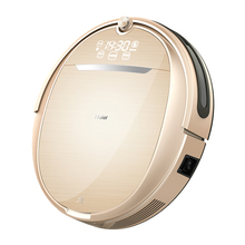 Haier Sweep Floor Robot Vacuum Cleaners Home Automatic Intelligent Ultra Thin Vacuum Cleaners Free Shipping(China)