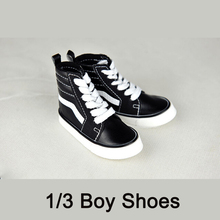 1Pair Retail Fashion Dolls Accessories Canvas Dolls Shoes Boys BJD Shoes 1 3