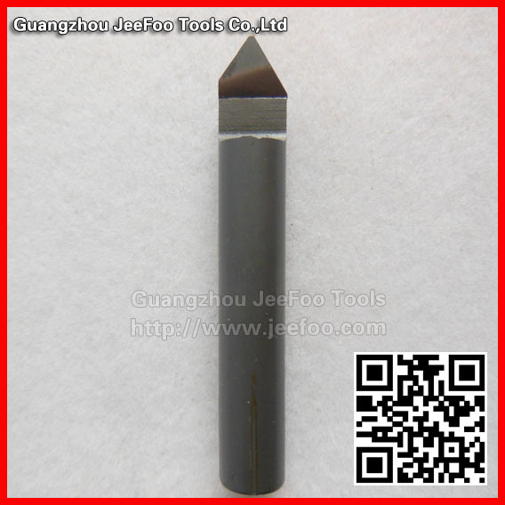 6*60Degree*0.3mm diamond pcd drill bits/PCD Carving Tools, Diamond Router Bits, PCD Diamond Engraving Bits<br>