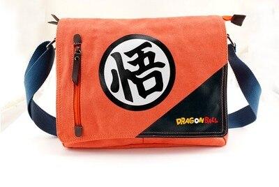 Anime Dragon Ball Cosplay  Anime around the birthday gift travel Messenger bag men and women shoulder bag<br>