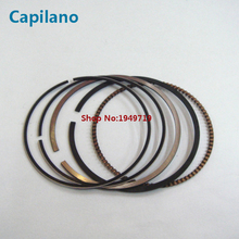 motorcycle piston ring CBF150 KTT150 for Honda 150cc CBF KTT 150 engine cylinder spare parts diameter 57.3mm