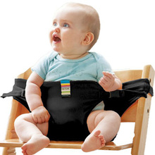 Chair For Babies Seat Baby Multifunctional Portable Chair Seat Cover For Newborn Feeding High Chair Security Sets -- MKD005 PT49(China)