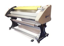 1600 mm Hot Laminating Machine , Liner Film Laminating Machine / Photo Laminator(China)