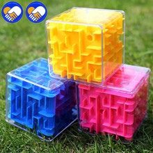 Buy TOY DREAM Magic Labyrinth Cube Speed Puzzle Smooth Fidgets Hands Cubes Professional Learning & Educational Classic Toys for $4.24 in AliExpress store