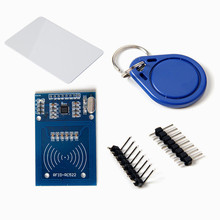 For Arduin UNO Kit RFID Module RFID Reader IC Card Leitor RFID Modul FID-RC522 KIT IC Write Card Read Antenna Proximity Module