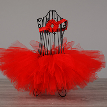 Cute Princess Baby Tutu Skirt With Headband Set Infant Newborn Tulle Skirt For Photography Props Ball Gown Little Girl Skirts