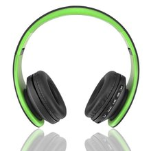 Headband Wireless Line Type Bluetooth Sports Gaming Noise Cancelling Built-in Microphone Headphones Headset For Young People