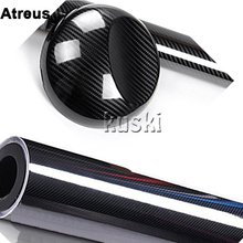 Buy Atreus 1020*152cm Car-styling 5D Gloss Carbon Fiber car sticker Volkswagen VW Polo Passat B5 B6 CC Golf 4 5 6 7 Touran T5 for $3.50 in AliExpress store