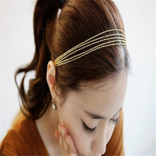 Fashion head chain hair jewelry jewelry headband hair accessories chain for women wedding chinese jewellery accesories headbands