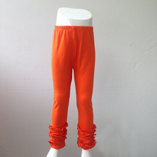 Baby Fashion Clothes Online Hot sale Baby Girl Candy Color Icing Long Pant Cheap Wholesale(China)