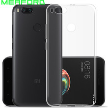 Buy Xiaomi Mi5X M5X A1 Case MEAFORD Ultra Clear Soft TPU Silicone Back Cover Shell Protector Xiaomi Mi 5X A1 Phone Case Capa for $1.37 in AliExpress store