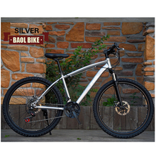 Mountain bike male and female students 21/24/27 speed cross country racing student svariable speed wheel Colored bicycle