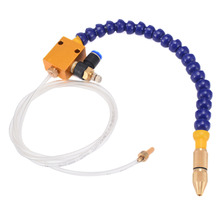 Buy Mist Coolant Lubrication Spray System Unit Coolant Misting Metal Cutting Cooling Milling Engraving Machine CNC Lathe Mayitr