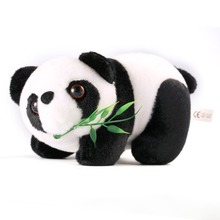 Large Super Soft PP Cotton Original Cute Stuffed Short Plush Toy Doll Panda Stuffed Baby Toy Birthday Gifts