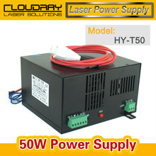 50W CO2 Laser Power Supply for CO2 Laser Engraving Cutting Machine HY-T50